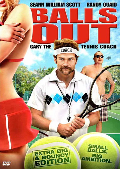 Гари, тренер по теннису / Balls Out: The Gary Houseman Story (2009/DVDRip)