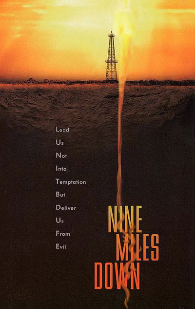 Ужас на глубине 9-ти миль / Nine Miles Down (2009/DVDRip)