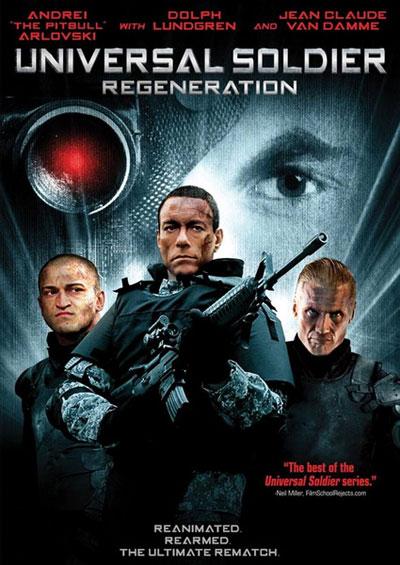 Универсальный солдат 3: Возрождение / Universal Soldier: Regeneration (2009/DVDRip)