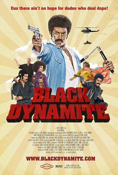 Черный динамит / Black Dynamite (2009/HDRip)