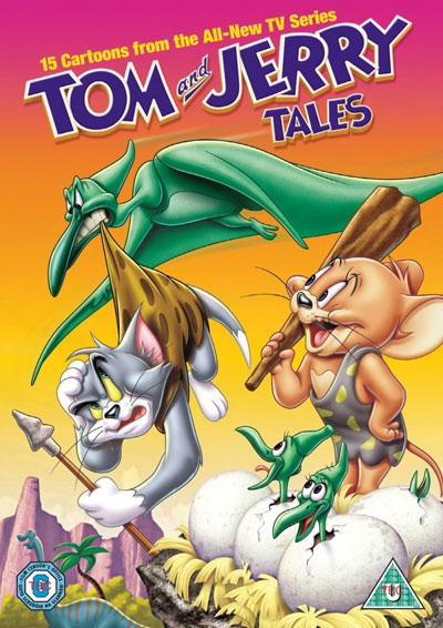 Том и Джерри Сказки 6 / Tom and Jerry Tales Vol. 6 (2009/DVDRip)