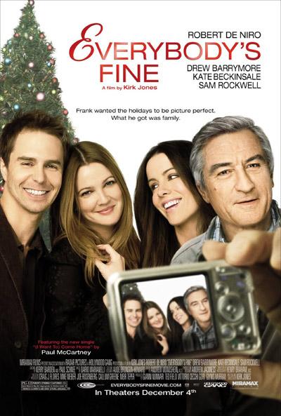 У них все хорошо / Everybody's Fine (2009/DVDRip)