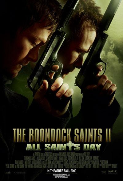 Святые из бундока 2: День всех святых / The Boondock Saints II: All Saints Day (2009/HDRip)