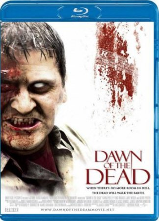 Рассвет мертвецов [Режиссёрская версия] / Dawn Of The Dead [Director's Cut] (2004) Blu-ray Remux