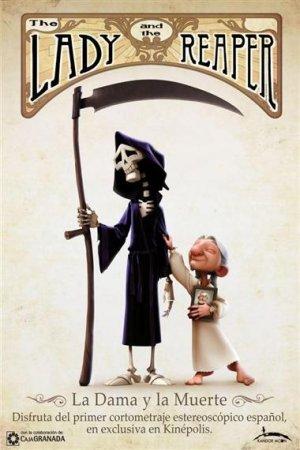 Женщина и смерть / La dama y la muerte (2009) HDTVRip
