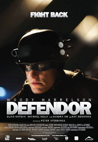 Защитнег / Defendor (2009/DVDRip)