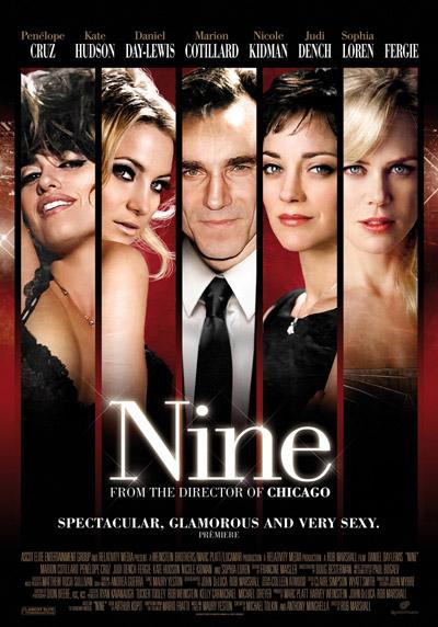 Девять / Nine (2009/HDRip)