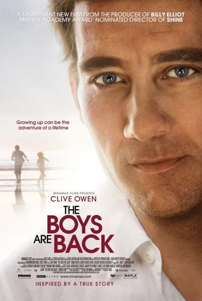 Мальчики возвращаются / The Boys Are Back (2009/DVDRip)