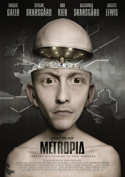 Метропия / Metropia (2009/DVDRip)