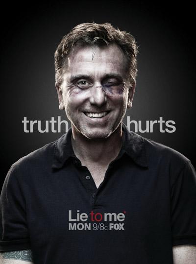 Обмани меня / Теория Лжи / Lie to me (Сезон 2) (2009/HDTVRip)