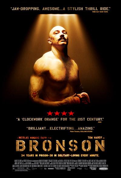 Бронсон / Bronson (2009/HDRip)