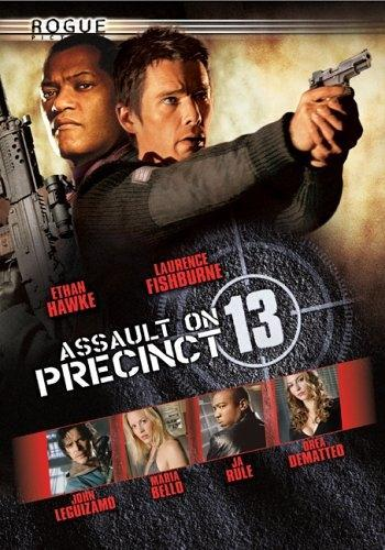 Нападение на 13-й участок / Assaut sur le central 13 (2005) HDRip