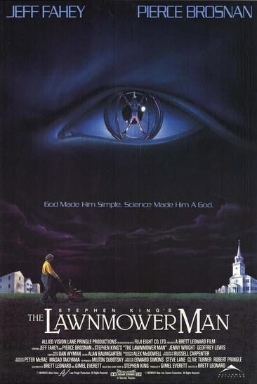Газонокосильщик / The Lawnmower Man (1992) DVDRip (Режиссерская версия)