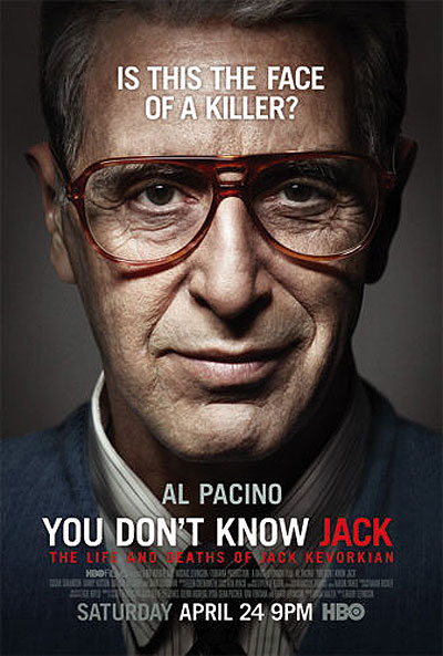 Вы не знаете Джека / You Don't Know Jack (2010/HDRip)