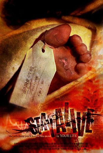Остаться в живых / Stay Alive (2006) (Режиссерская версия) DVDRip