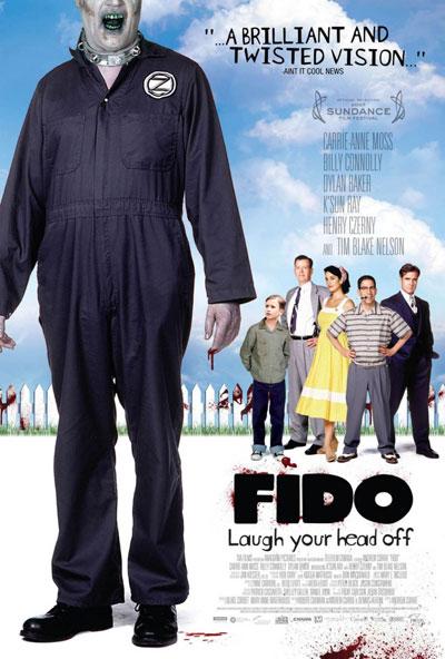 Зомби по имени Фидо / Fido (2006/DVDRip)