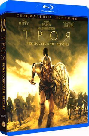 Троя (Режиссёрская версия) / Troy (Director's Cut) (2004) BDRip 720p