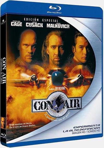 Воздушная тюрьма / Con Air (1997) DVDRip