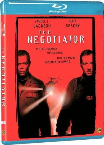 Переговорщик / The Negotiator (1998) DVDRip
