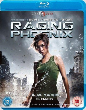 Феникс в ярости / Raging Phoenix (2009/BDRip/720p/HDRip/1400Mb)