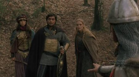 Крестовые походы / Dark Relic (2010) HDTVRip