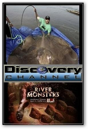 Речные монстры. Смертоносный скат / River monsters. Death Ray (2010) SATRip