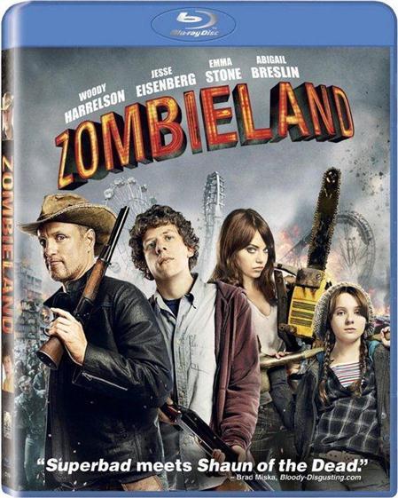 Добро пожаловать в Зомбилэнд / Zombieland (2009) BDRip [720p]