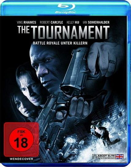 Турнир на выживание / The Tournament (2009) BDRip