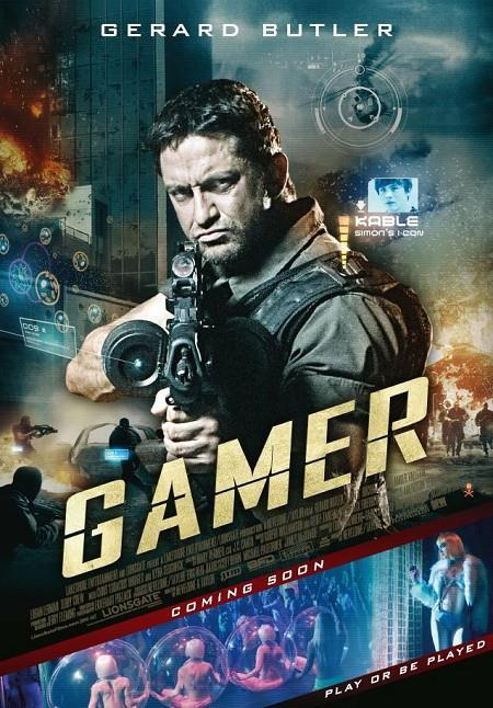 Геймер / Gamer (2009) BDRip [720p]