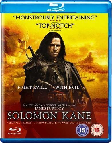 Соломон Кейн / Solomon Kane (2009) BDRip [720p]