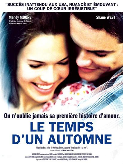 Спеши любить / A Walk to Remember (2002) DVDRip