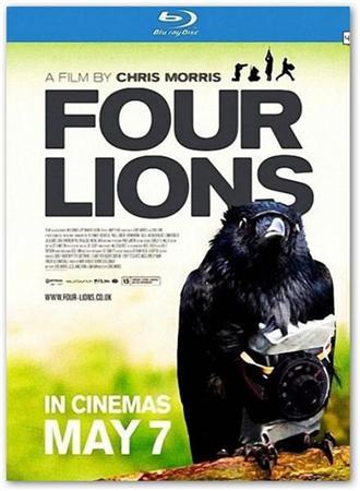 Четыре льва / Four Lions (2010) HDRip